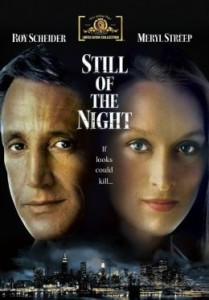 Still of the Night DVD
