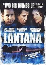 Lantana DVD cover
