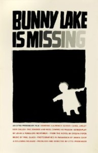 Bunny Lake Is Missing poster