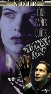 Phantom Lady DVD