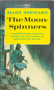 The Moonspinners PB cover