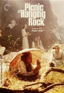 PICNIC AT HANGING ROCK new DVD