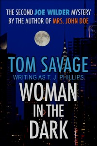 WOMAN IN THE DARK cover 2015-2