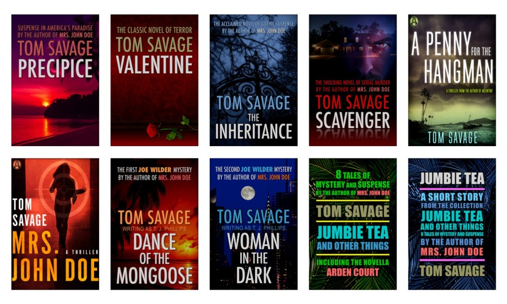 Website new header (Tom's books) 6
