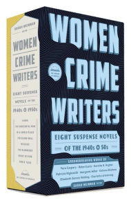 Women Crime Writers 8 Novels