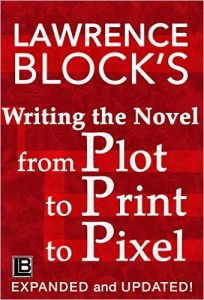 Writing the novel from plot etc