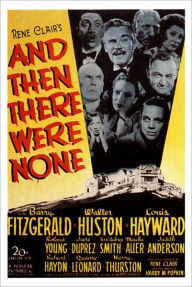And Then There Were None 1945 film poster