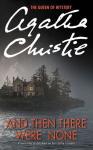 And Then There Were None PB cover